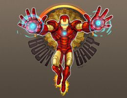 Ironman - Full Frontal Assault by PsychedelicMind