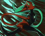 Speed form Deoxys by Dusclord-005