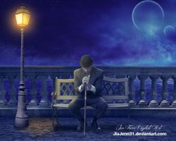 Lover waiting by JiaJenn31