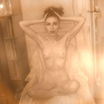 IR WitchYoga by IRphotogirl
