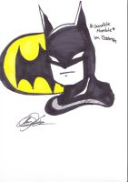 IM BATMAN by Grusome-Marie