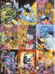 MARVEL UNIVERSE SKETCH CARDS RH blk 2 by warpath28