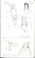 Too many Dates.. by Yagami2010