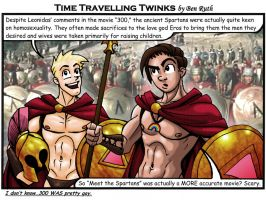 Time Traveling Twinks 06 by REBELComx
