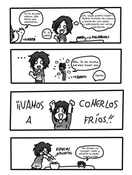 13 - Comida fria by Kaitogirl