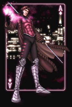 Gambit in Color by ComfortLove