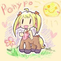 yay ponypo by mandichan