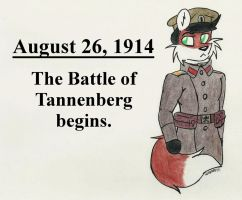 This Day in History: August 26, 1914 by SimonovFox