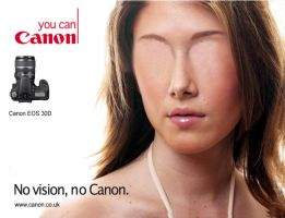 Canon Advert 1 by Joe-Antcliff