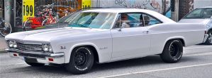 Chevy Impala '66 Big-block Super Sport by cmdpirxII