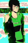 Trans!Buttercup: Fuck Off by ototobo