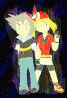 C.E - Heart May and Soul Ash by Advanceshipping