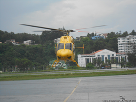 Helicopter 20140528 _ Bell 429 _ 1 by K4nK4n