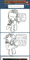 Ask Manehattan Babs #16 by wildtiel