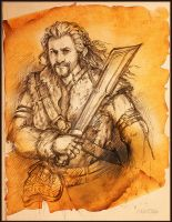 Fili warrior by MaTilda-2941