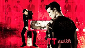 MAtt Smith wallpaper 9 by HappinessIsMusic