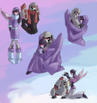 TFA - Winter MSS collab by Rosey-Raven