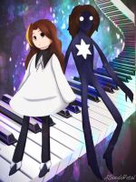 Game grumps - Deemo by ASinglePetal