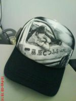 Jay chou :Initial D: on Cap by terryrism