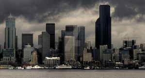 Seattle by Stolte33