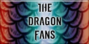 The Dragon Fans Icon by LynnTV