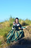 Medieval Green 3 by Anariel-Stock