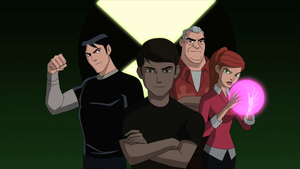 Ben10 Heroes United by piper12345a