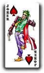 Joker Card by loonylucifer