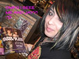 OMFG Dahvie see him and Jayy by RaggsTink
