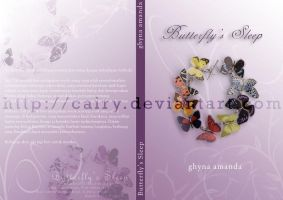 Teaser Butterfly's Sleep Cover by Cairy