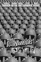 The Ice Warriors in the style of 'Mars Attacks!' by Leda74