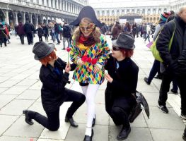 Carnival of Venice with ItalianBrothersAPH by maryluis