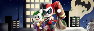 Scribblenauts Unmasked DC Contest by Haruliina