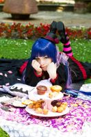 [PSwG] Picnic with Stocking by killerkuerbis