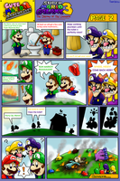 Cute Mario Adventures - Super Mario Galaxy 3 Pg. 2 by SuperLakitu