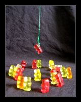 Gummy Bears - Suicide Or Not? by Wilhelmine