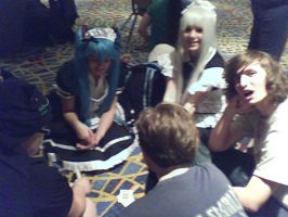 Waiting for The Vocaloid Play by Zel-Holt