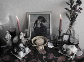Dis Altar - Mother's Day 2013 by wanderingmage