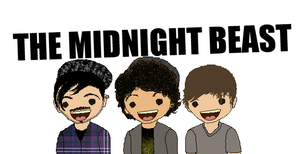 THE MIDNIGHT BEAST by iBlinkant