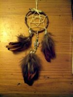Another Dream catcher. by WolvesHowl457