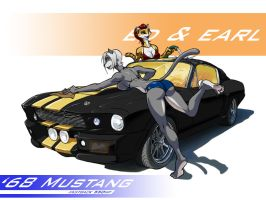 Car Wash by Ed-and-Earl
