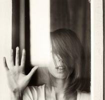 Through the glass by ArLapka