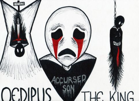 the blindness in oedipus the king Oedipus vs tiresias: bryan metti (1997, u of michigan) focuses on the king and  the seer: in sophocles' oedipus the king, the theme of being blind is repeated.
