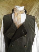 Steampunk jabot PCN1-8 by JanuaryGuest