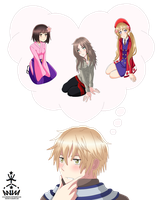 APH: Who is My Most Precious Flower? by KIMKIM14