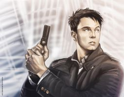 Torchwood - Captain Jack Harkness by maXKennedy
