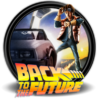 Back to the Future - Icon by DaRhymes