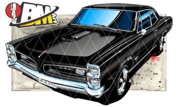 1965 Gto 12012015 by Bmart333