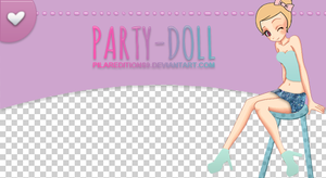 +Doll Png Party by PilarEditions9