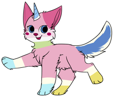 Unikitty by ParadiseL0ST